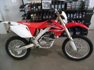 HONDA CRF 250X USAGE