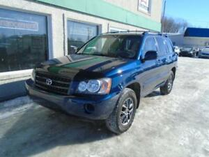 Toyota Highlander  4WD 2002, Impeccable!!!!