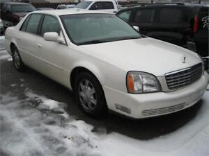 2003 Cadillac DeVille RUNS AND DRIVES FINE  AS-IS PRICE