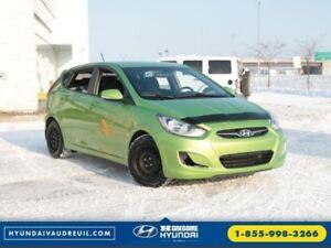 2013 Hyundai Accent GLS AUTO A/C BLUETOOTH TOIT BANC CHAUFFANT