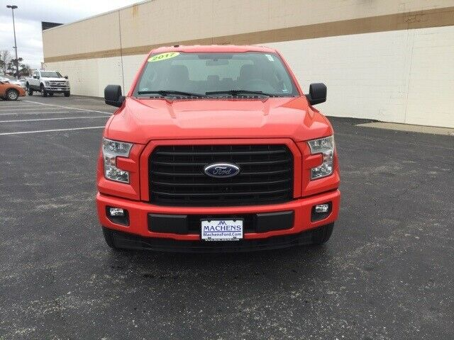 Image 2 Voiture Américaine d'occasion Ford F-150 2017