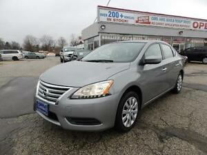 2014 Nissan Sentra S ECO,NO ACCIDENTS,1-OWNER SERVICE IN DEALER