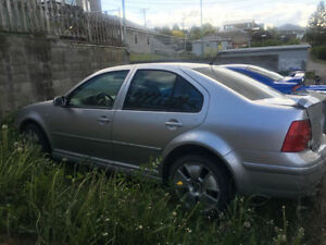 2003 VW Jetta Wolfsburg. *Parts or Project Car ~Contact TXT ONLY
