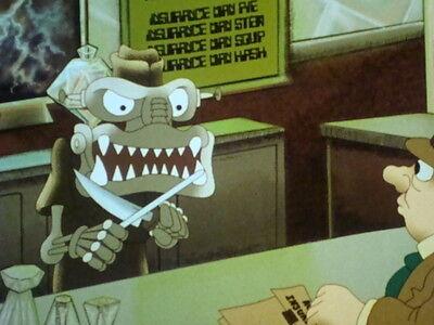 "35mm Color Cartoon/Animated Short GAHAN WILSON'S ""DINER"" 1992"
