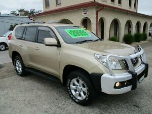 2010 Toyota Landcruiser Prado KDJ150R GXL (4x4) Champagne 6 Speed Manual Wagon South Nowra Nowra-Bomaderry Preview