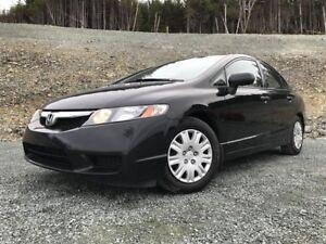 2010 Honda Civic Sedan DX at