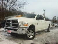 2011 Ram 2500 SLTCrew cab Long box 4x4 Rare truck!!