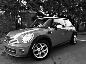 2012 Mini Cooper Low Km Certified Pano-Roof Must See $13,995.00