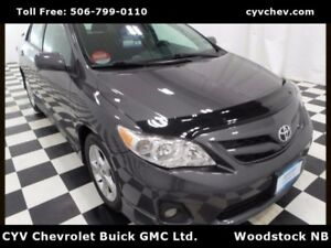 2013 Toyota Corolla S - $8/Day - Automatic, Alloys - Sport