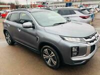 MITSUBISHI ASX 2.0 MIVEC EXCEED AUTOMATIC 4WD *69*REG 6,000 MILES CAT N REPAIRED