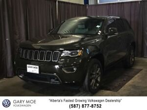2017 Jeep Grand Cherokee Limited 75th Anniversary, Cooled/Heated