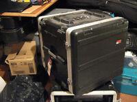 gator rack case studio hardly used, 10u still with key and label. Ellesmere port