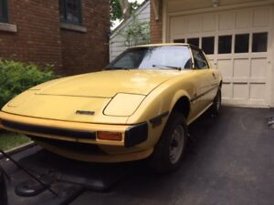 1979 Mazda RX7 Project Car