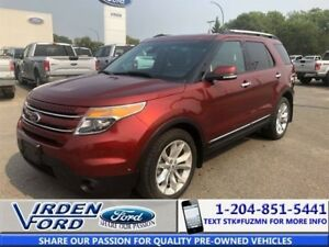 2014 Ford Explorer Limited 2014 Explorer Limited
