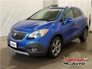 Buick Encore Convenience Audio Bose Cuir/Tissus MAGS 2014