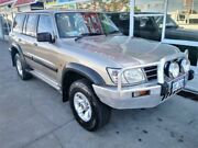 2002 Nissan Patrol GU III ST (4x4) Brown 5 Speed Auto Sports Shift Wagon Cannington Canning Area Preview