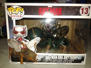 Funko Marvel Ant Man POP Ride Vinyl Figure