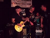 Guitarist 50 looking to start a new rock band - Brentwood /Essex