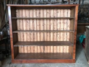 Book case made from old Piano - Sold PPU