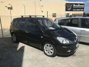 2009 Renault Grand Scenic J84 Phase II Dynamique Black 4 Speed Automatic Wagon St James Victoria Park Area Preview