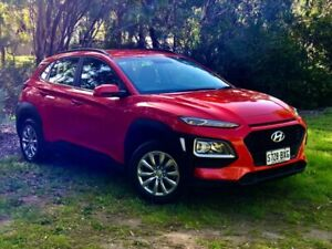 2018 Hyundai Kona OS.2 MY19 Go 2WD Tangerine Comet 6 Speed Sports Automatic Wagon Reynella Morphett Vale Area Preview