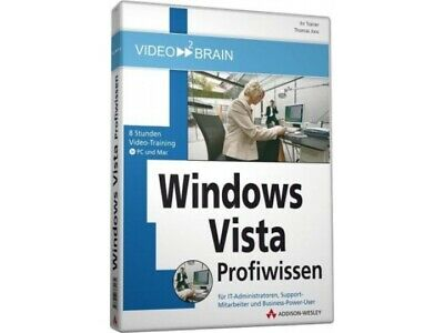 Windows Vista Profiwissen - Video-Training - inkl. Bonusmagazin. Zur Business  A