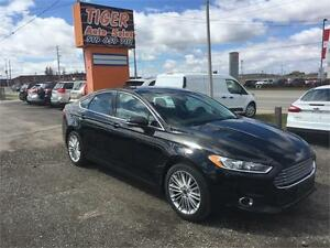2016 Ford Fusion **LEATHER**AWD**NAVI***ONLY 24KMS****