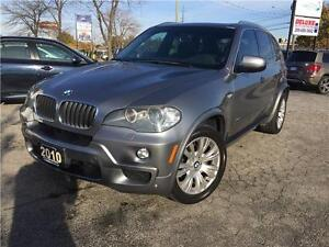 2010 BMW X5 30i !! M Package !!