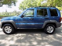 2006 Jeep Liberty CRD Turbo Diesel Feull equipe