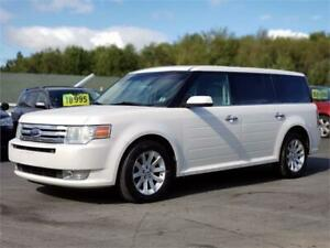 $99 BI WEEKLY ! 2010 FORD FLEX AWD! LEATHER LOADED! OUT OF PROVI