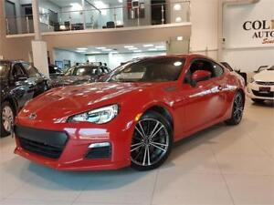 2015 Subaru BRZ Sport-tech **NAVI-ONLY 24KM-FACTORY WARRANTY**