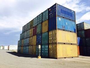20ft Shipping Containers - Cargo Worthy - Brisbane Hemmant Brisbane South East Preview