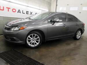 2012 Honda Civic EX TOIT OUVRANT MAGS A/C CRUISE