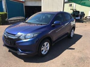 2015 Honda HR-V VTi Blue Continuous Variable Wagon Berrimah Darwin City Preview