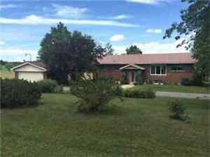 WELL MAINTAINED 1600 SQ.FT. COUNTRY HOME