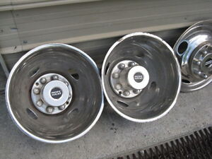 Set of Stainless Wheel Liners ,Complete Kawartha Lakes Peterborough Area image 5