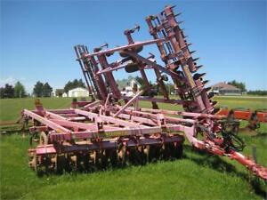 2009 SUNFLOWER 6221 DISC HARROW