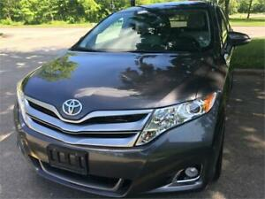 2014 TOYOTA VENZA LE AWD, LOW KM, NAVIGATION, CERTIFIED