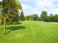 Commercial Land for Rent in Almonte, Huge Traffic Flow to Ottawa