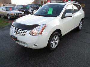 2009 Nissan Rogue AWD Leather