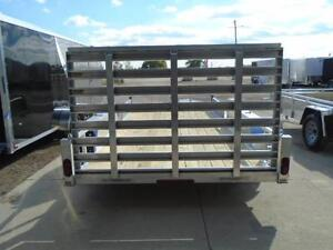 SAVE $$ WITH ACTION!! - BEST DEAL ON A 14'  TANDEM ALUM UTILITY London Ontario image 3