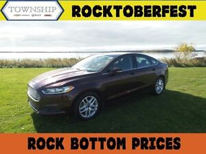 2013 Ford Fusion SE - Automatic - 1 Owner -  Alloy Wheels