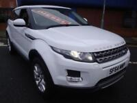 64 LANDROVER EVOQUE 2.2eD4 ( 150bhp ) PURE TECH /LEATHER/SNAV//