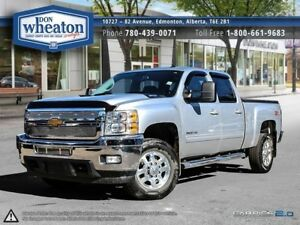 2014 Chevrolet Silverado 2500HD DIESEL LTZ CREW NAV LOADED FINAN