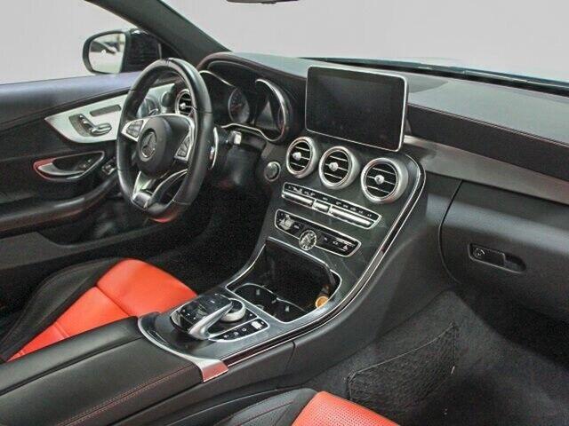 Image 14 Voiture Européenne d'occasion Mercedes-Benz C-Class 2018
