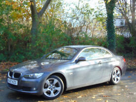 BMW 3 SERIES 2.0 320I SE 2d (grey) 2007