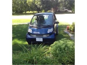 2006 SMART FORTWO CDI DIESEL**AUTO**A/C**HEATED SEATS**ROOF