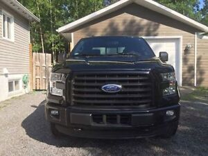2016 Ford F-150 Camionnette reprise