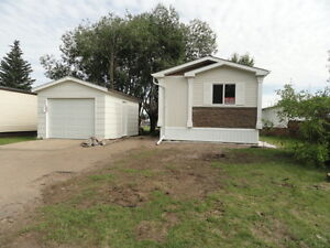 New Mobile Home in Stettler Ab