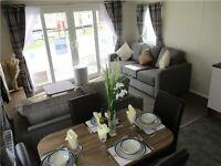 brand new static caravan for sale - 12 month park, gisburn lancashire